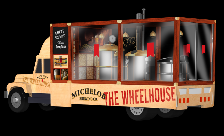 Michelob Wheelhouse Concept