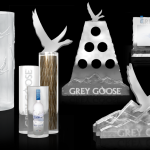 Grey Goose Ice Sculptures Concept