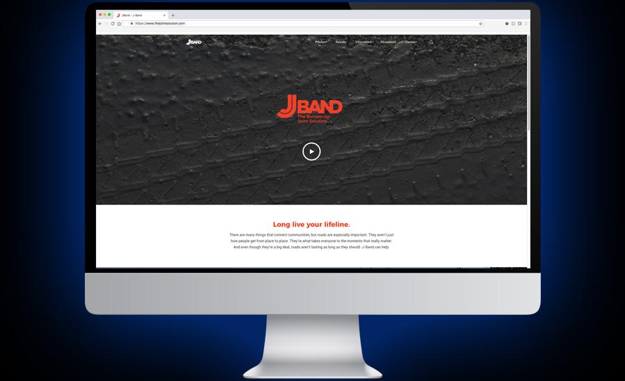 JBand Website Development