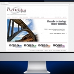 The Integra Group Website Development