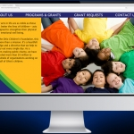 Ohio Children's Foundation Website Design & Development